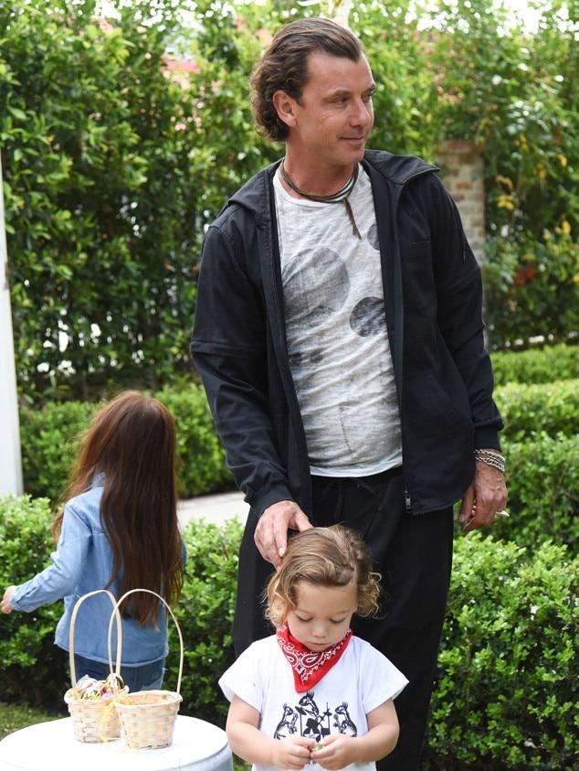 Gavin Rossdale, Apollo Rossdale