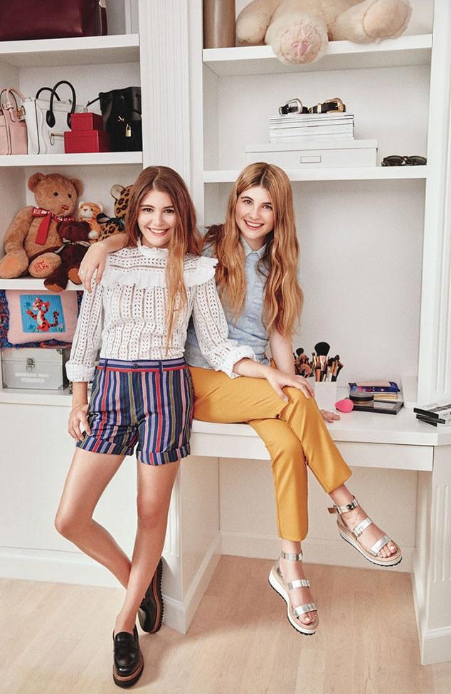 Lori Loughlin, Bella Giannulli, Olivia Giannulli, Teen Vogue