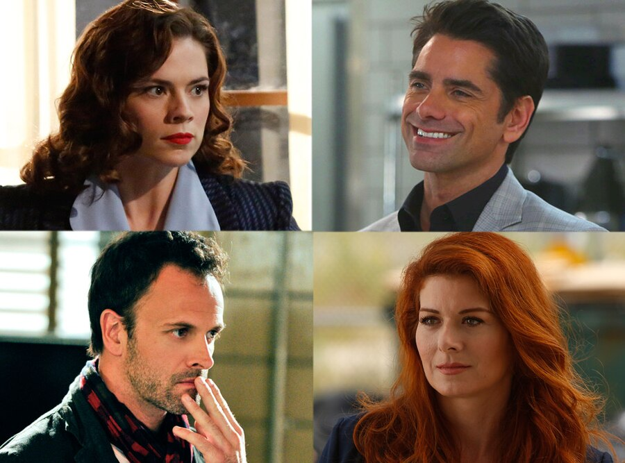 Agent Carter, Elementary, The Mysteries of Laura, Grandfathered