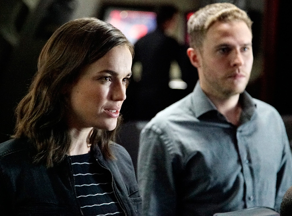 Elizabeth Henstridge, Iain De Caestecker, Agents of S.H.I.E.L.D.