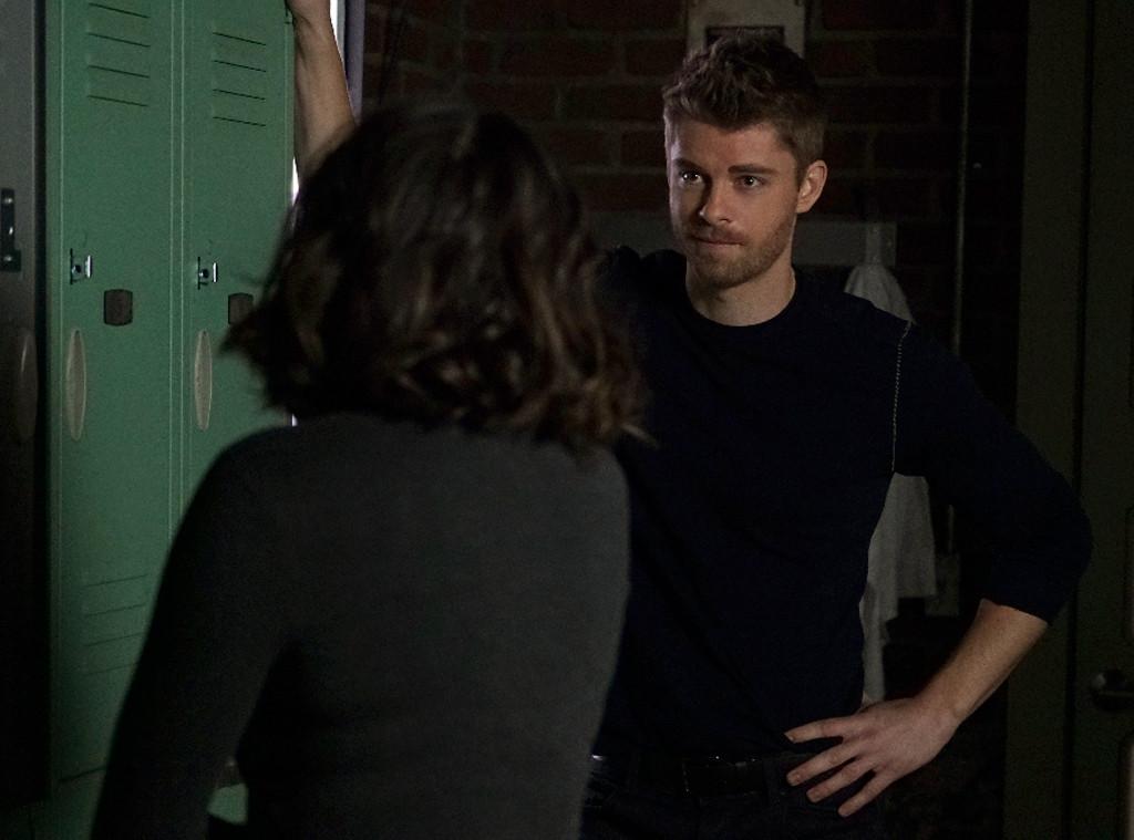 Luke Mitchell, Agents of S.H.I.E.L.D.