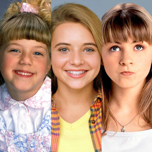 Jodie Sweetin, Christine Lakin, Beverly Mitchell, 7th Heaven, Step by Step, Full House