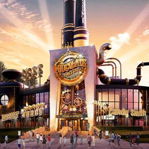Universal Studios Orlando, Chocolate Factory