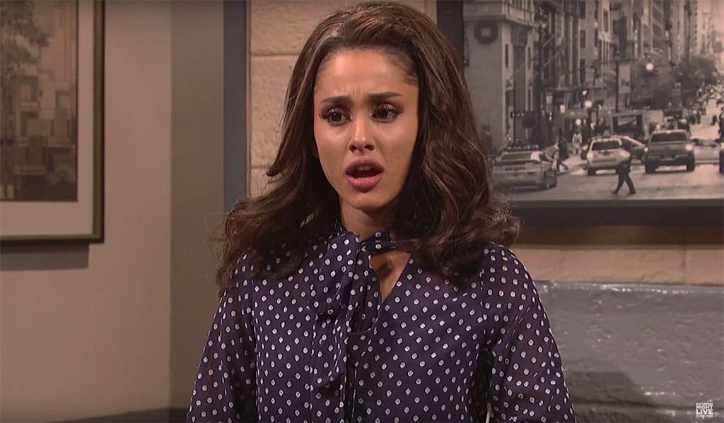 Ariana Grande, SNL