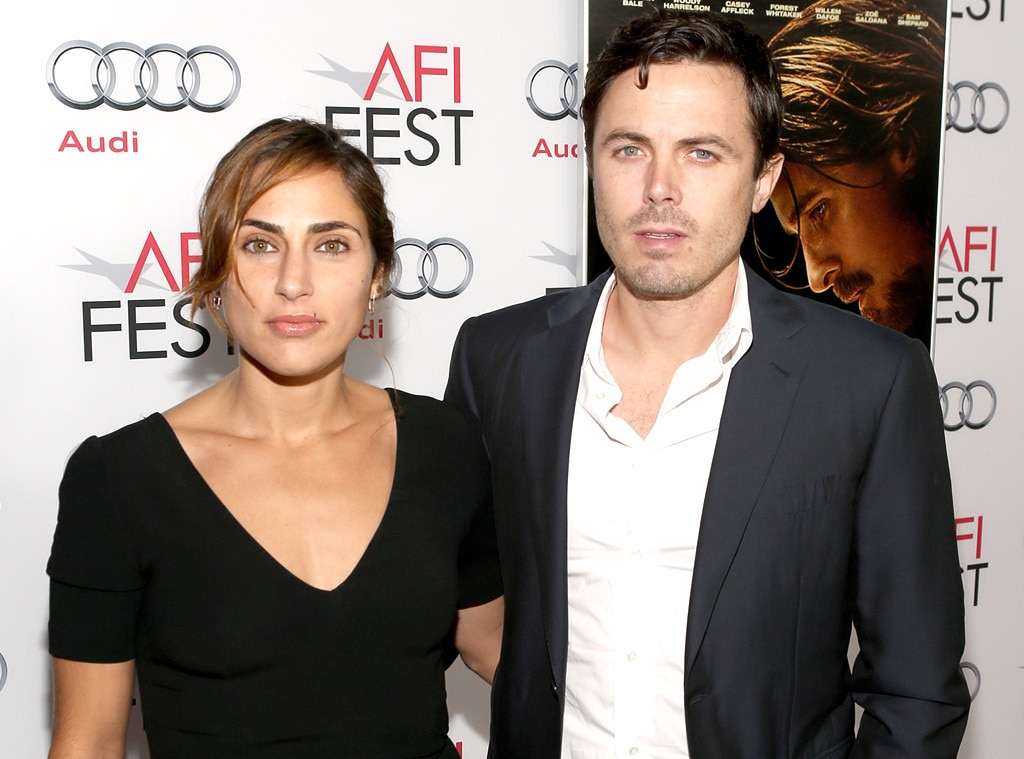Casey Affleck and Summer Phoenix File for Divorce