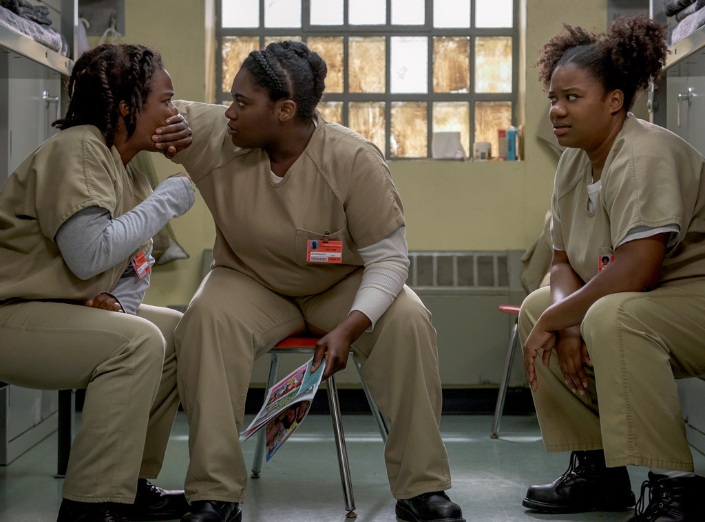 pics Danielle Brooks on Secrets From The OITNB' Set, The Value of Undergarments, andMore