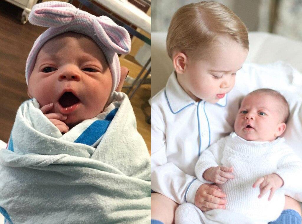 Princess Charlotte, Prince George, Chanel