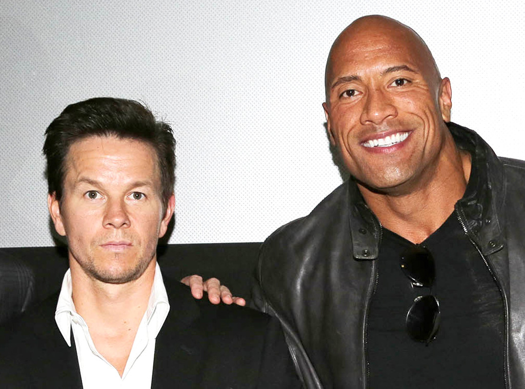 Mark Wahlberg, Dwayne 'The Rock' Johnson