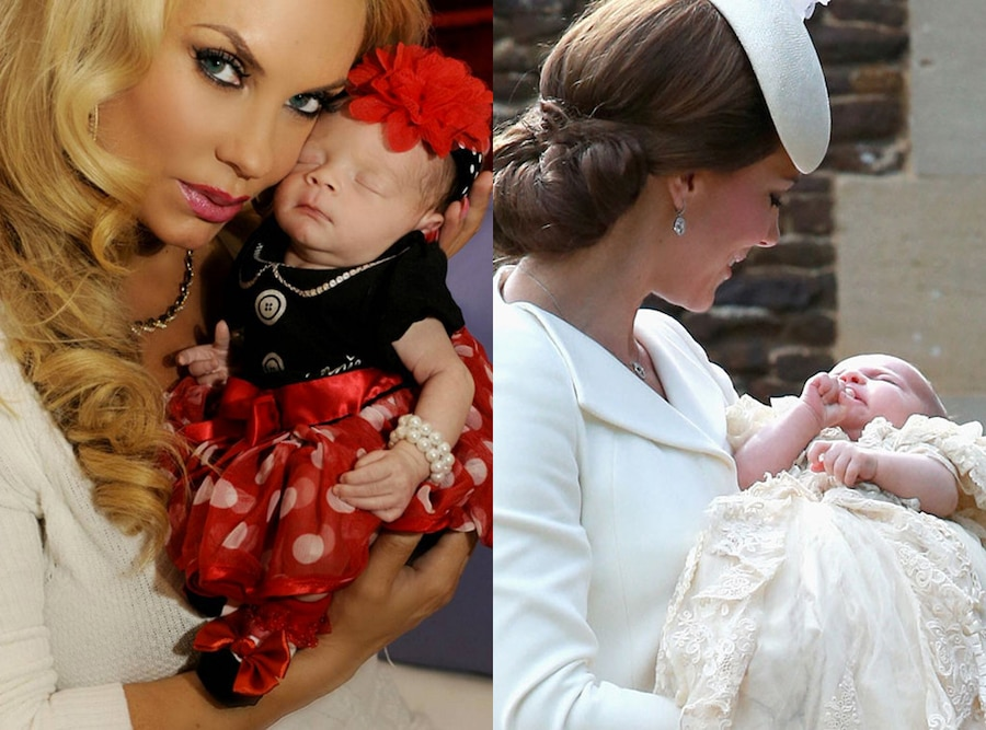 Catherine, Duchess of Cambridge, Princess Charlotte, Coco, Chanel