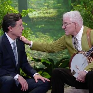 Steve Martin, Stephen Colbert