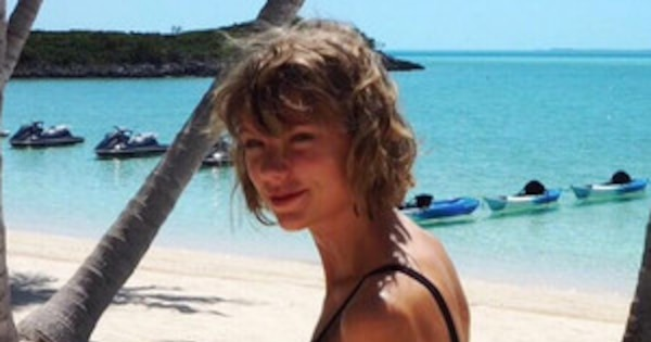 Taylor Swift Is Back From Her Romantic Vacay With Calvin