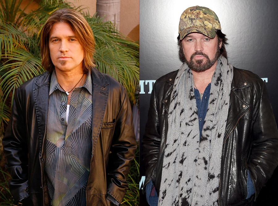 Billy Ray Cyrus, Hannah Montana, Then and Now