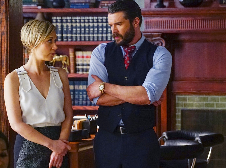 Liza Weil, Charlie Weber, How to Get Away With Murder