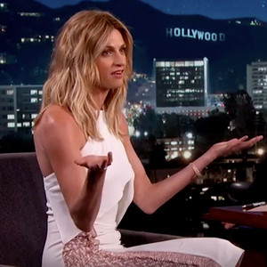 Erin Andrews, Jimmy Kimmel Live