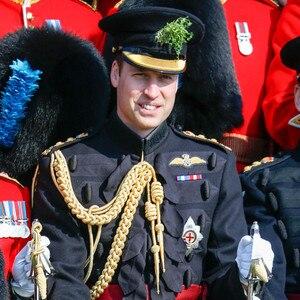 Prince William, St. Patrick's Day
