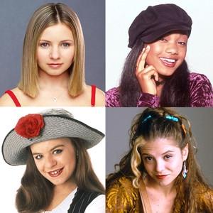 '90s Forgotten Girl Crush