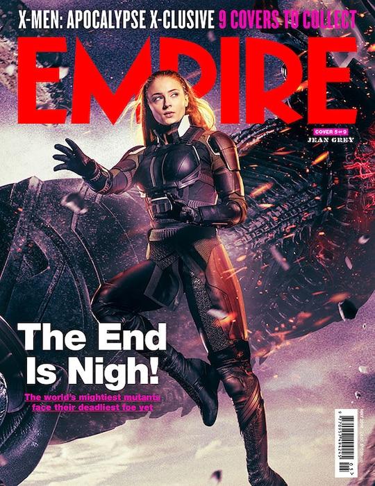 X-Men: Apocalypse, Empire, Cover 5