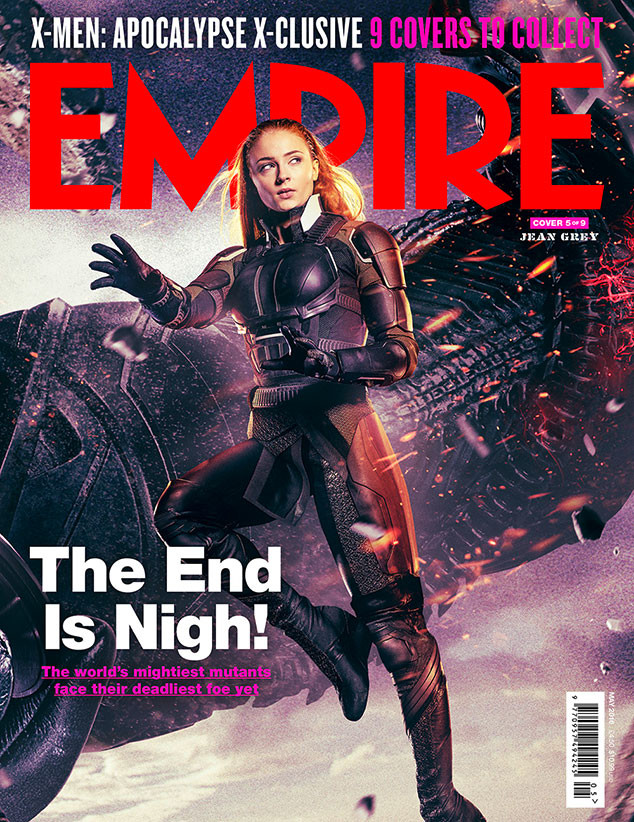X-Men: Apocalypse, Empire, Cover 5