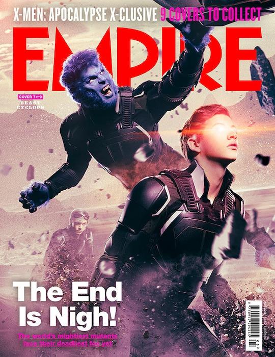 X-Men: Apocalypse, Empire, Cover 7