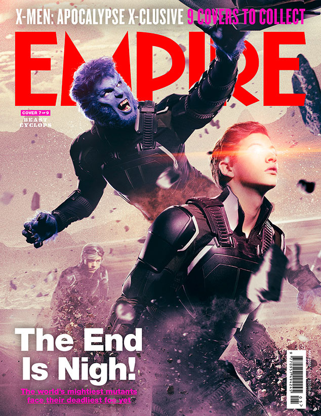 X-Men: Apocalypse, Empire, Cover 7