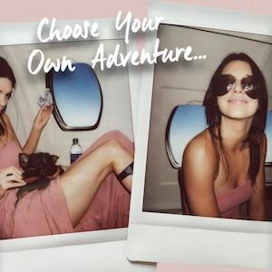ESC, Choose Your Own Adventure