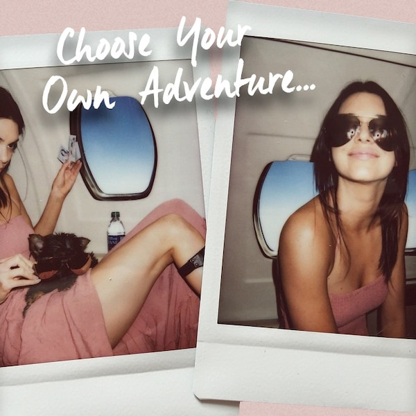 Choose Your Own Adventure! from What's Your Celeb Vacation ...