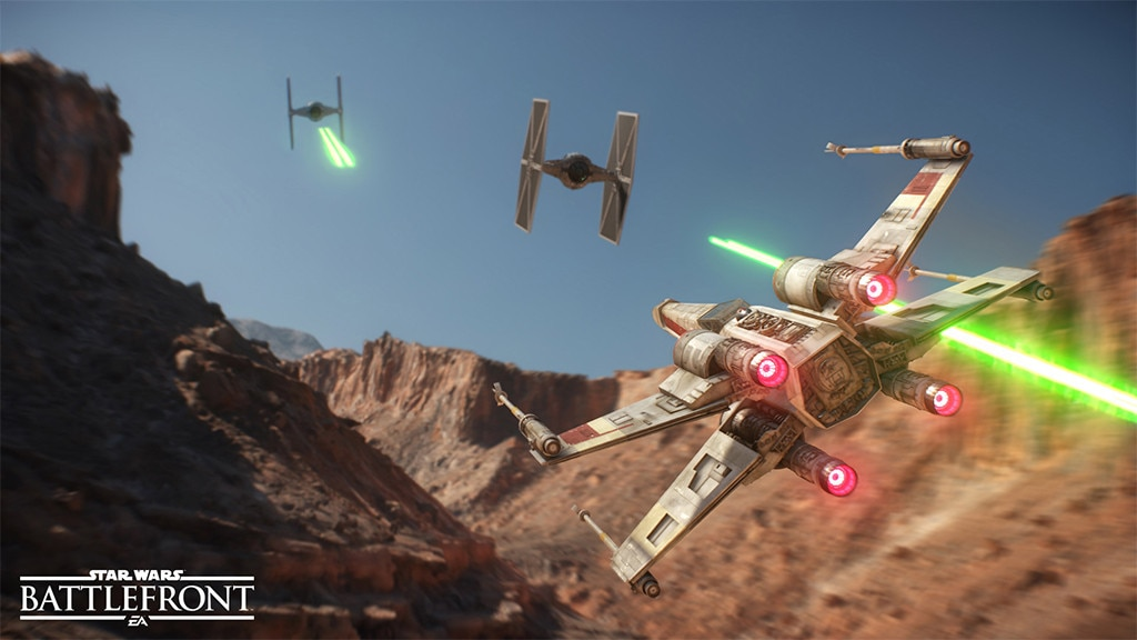 Star Wars: Battlefront Game