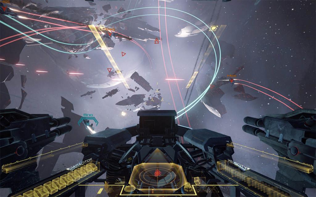 Sony PlayStation VR, Eve: Valkyrie Game
