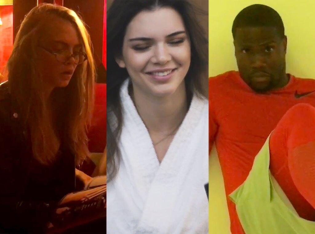 Work, Lip Sync, Cara Delevingne, Kendall Jenner, Kevin Hart