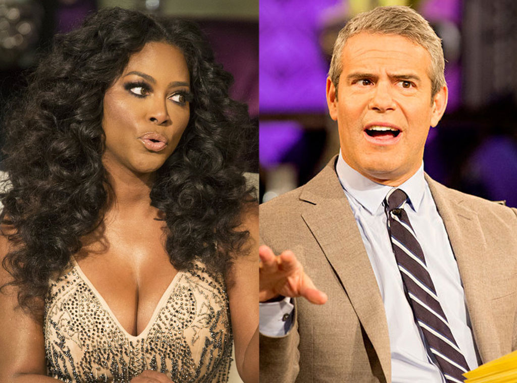 kenya from atlanta housewives dating After shocking fans with her surprise wedding, 'real housewives of atlanta' star kenya moore shared photos of her mystery husband.