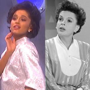 Ariana Grande, Judy Garland