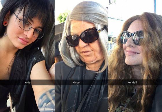 Kylie Jenner, Khloe Kardashian, Kendall Jenner