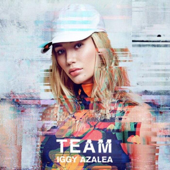 Iggy Azalea, Team