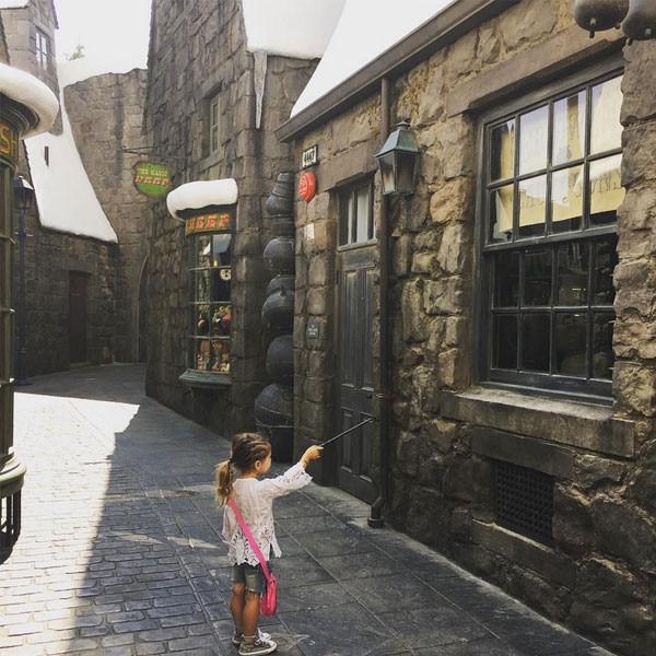 Penelope Disick, Instagram