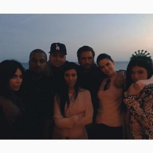Kendall Jenner, Rob Kardashian