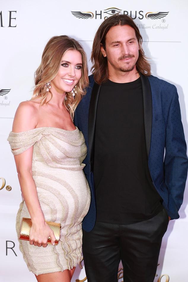 Audrina Patridge, Corey Bohan, LaPalme Magazine Event, Baby Bump, Pregnant