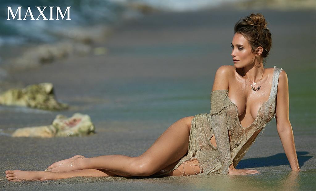 Hannah Davis, Maxim Magazine