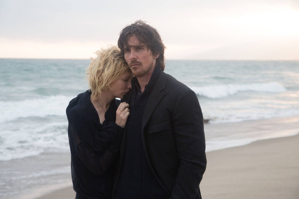 Christian Bale, Cate Blanchett, Knight of Cups