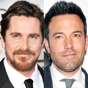 Christian Bale, Ben Affleck