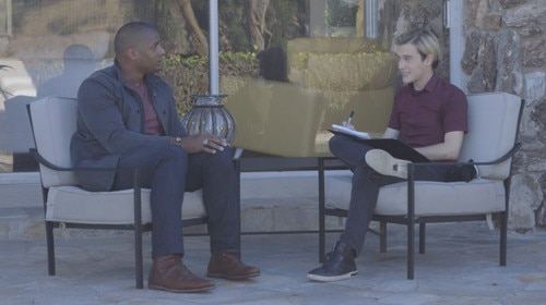 Hollywood Medium With Tyler Henry, Tyler Henry, Michael Sam, Nattie Neidhart