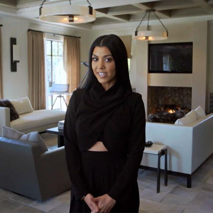 Kourtney Kardashian, AD