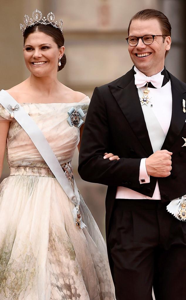 Princess Victoria of Sweden, Prince Daniel of Sweden