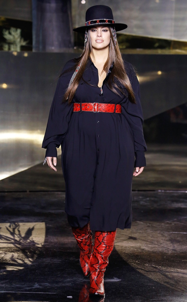 Ashley Graham, Paris Fashion Week