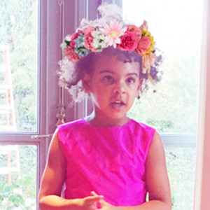 Blue Ivy ist Beyoncés Mini-Me