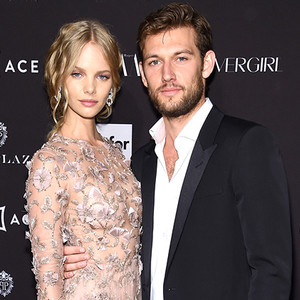 Alex Pettyfer, Marloes Horst