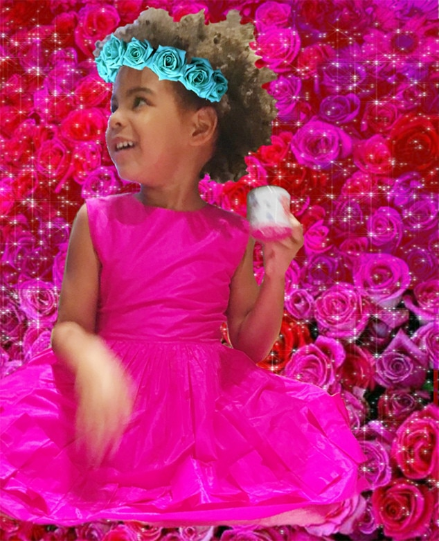 Beyonce, Blue Ivy Carter