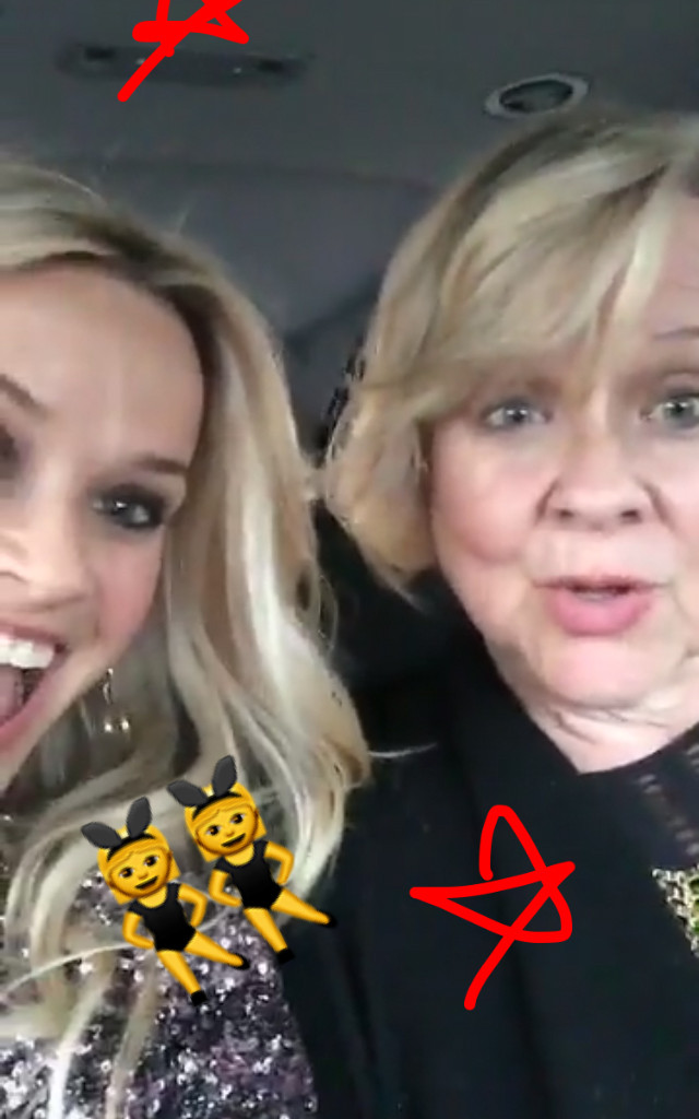 Reese Witherspoon, Mother, Birthday, Snapchat