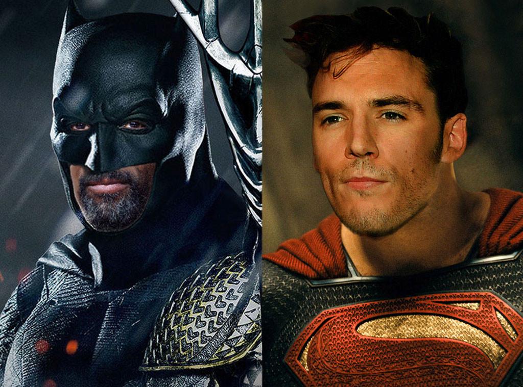 Batman v Superman, Future Castings