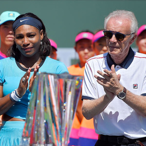 Serena Williams, Raymond Moore