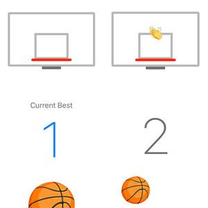 how to play basketball on messenger